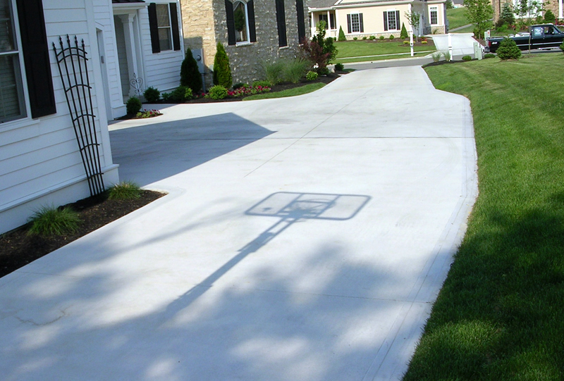 Our Work - Custom Concrete Plus